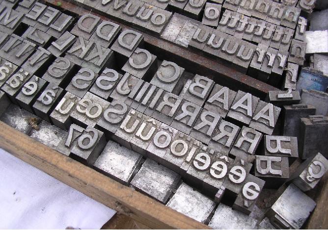 L imprimerie un secteur dans le brouillard constats et for Plans d imprimerie