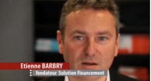 Etienne Barbry  Club d'affaires Place Tertiaire